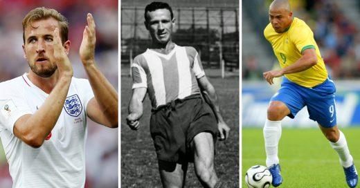 goleadores del mundo