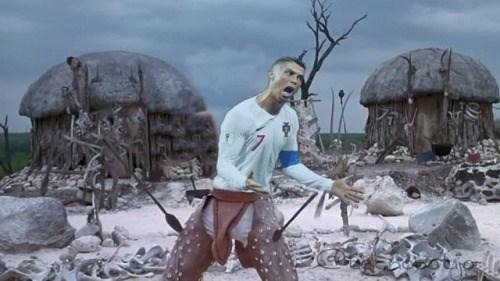 Meme de Cristiano Ronaldo