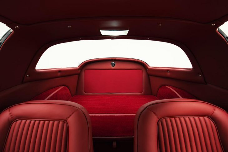 Interior del Corvette Stingray 1964