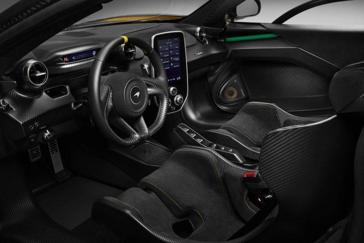 Interior del Senna