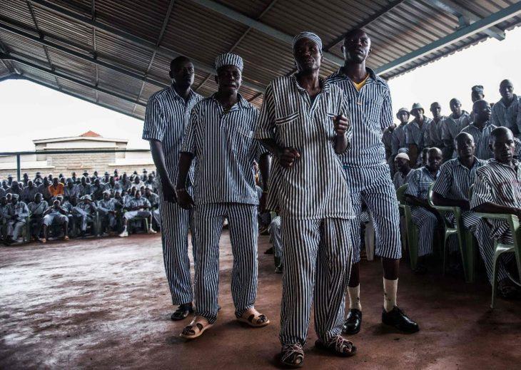 Cárcel de Kamiti
