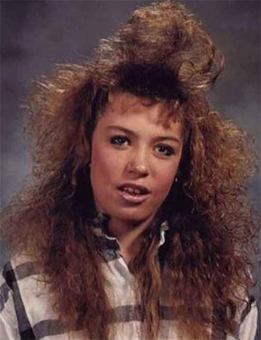 Moda en los 80