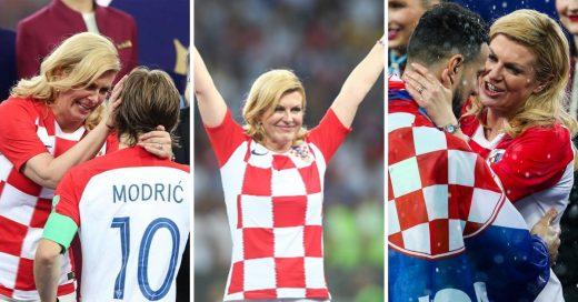 presidenta croata