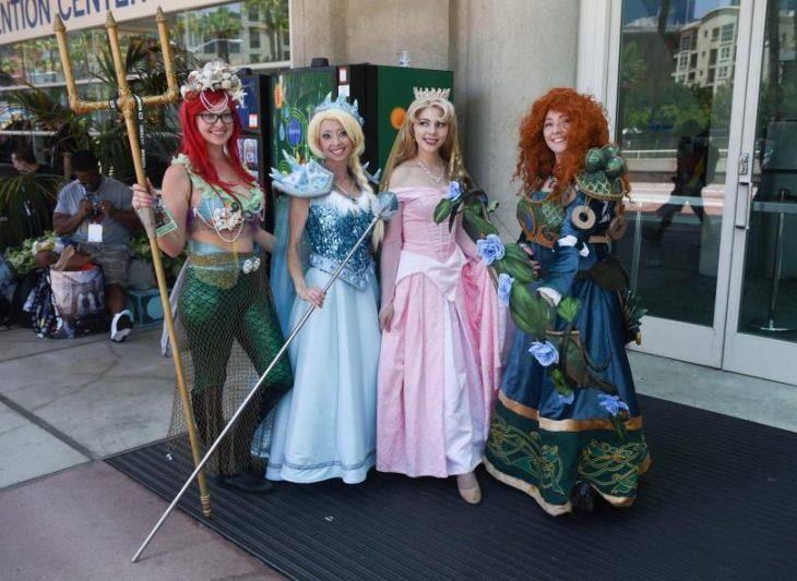 Comic Con San Diego 2018