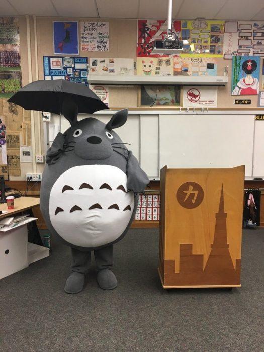 Profesores más divertidos disfraz