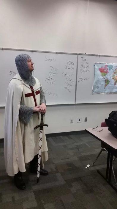 Profesores más divertidos historia