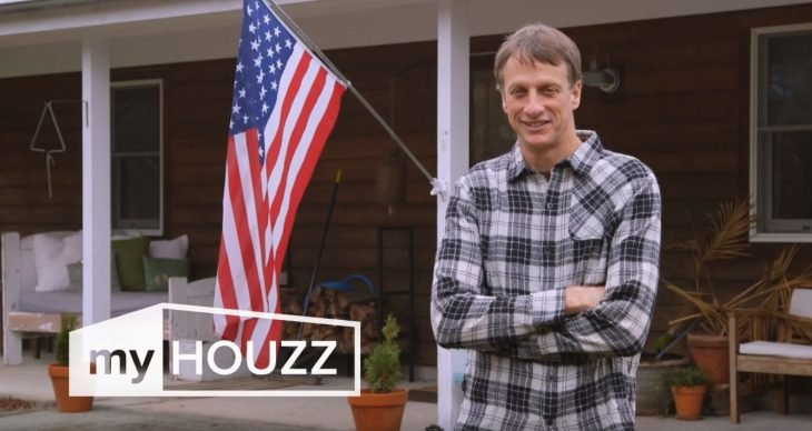 tony hawk my houzz