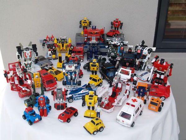 Transformers generación 1