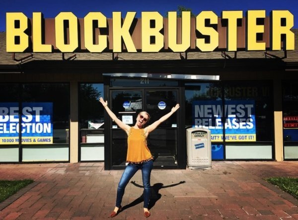 Último Blockbuster
