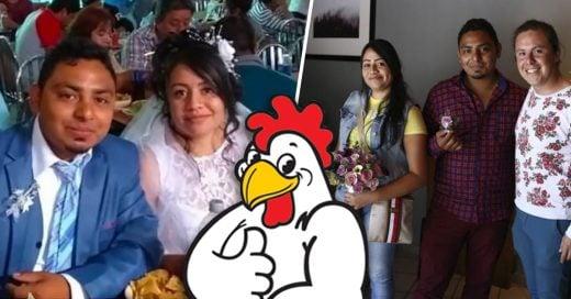 COVER Se casaron en pollo feliz