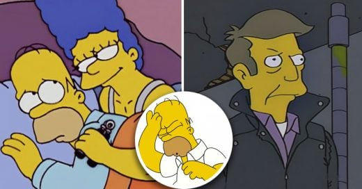 COVER los simpson