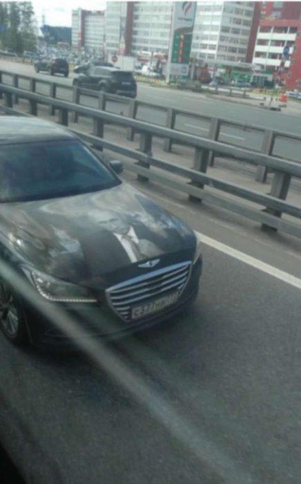 Cosas raras Rusia auto