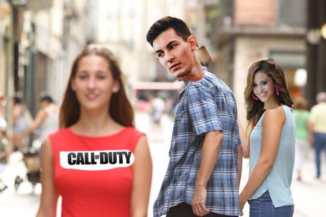 Dejó a su novia para jugar torneo de videojuegos y mira lo que le pasó