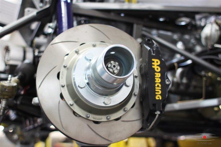 Jaguar E-Type V12 turbo