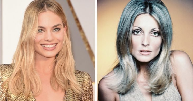 margot robbie como sharon tate