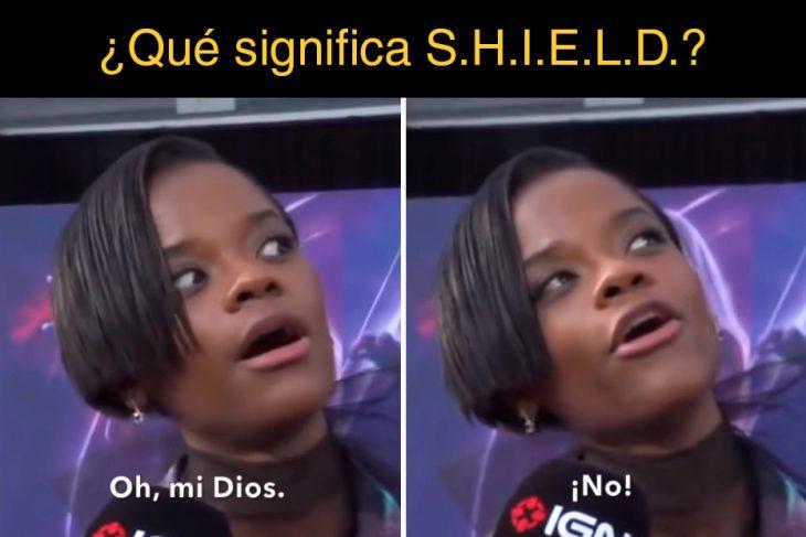 Preguntas de Marvel Shuri