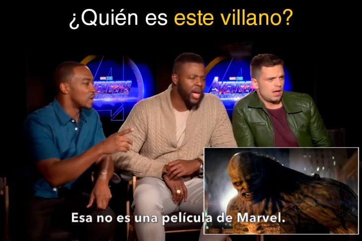 Preguntas de Marvel M'Baku