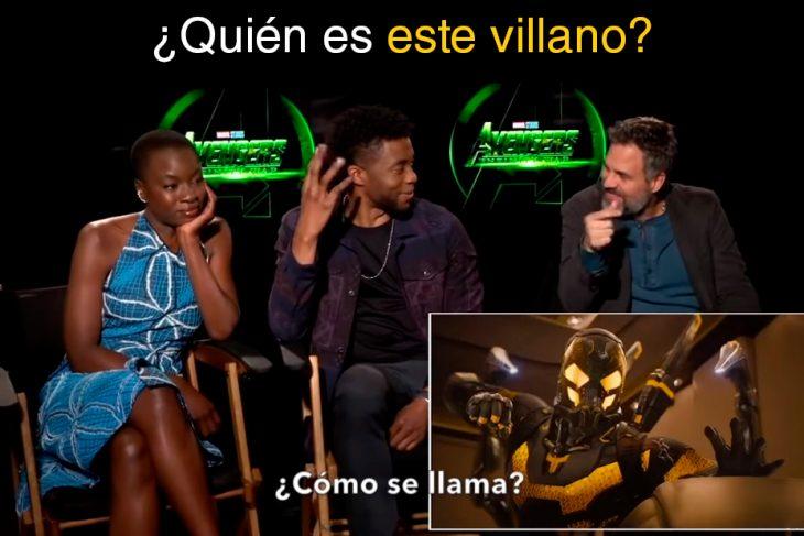 Preguntas de Marvel T'Challa