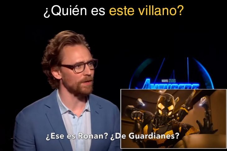 Preguntas de Marvel loki
