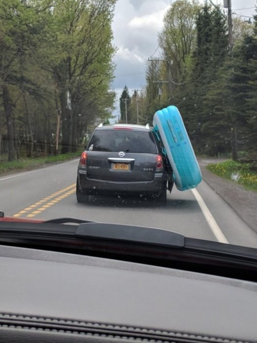 Idiotas al conducir