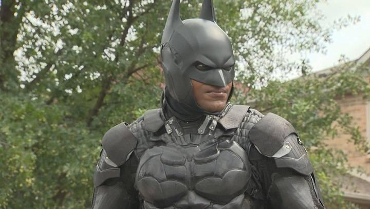 Batman Brampton