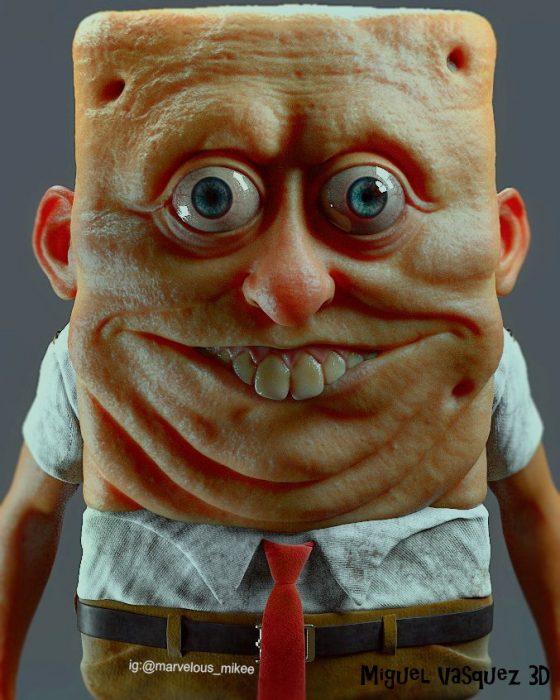 Diseños 3D de Miguel Vasquez