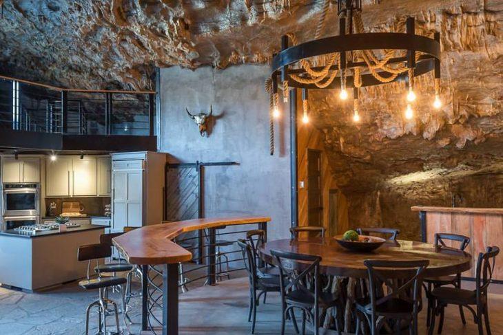 Casa en Beckham Creek Cave Lodge