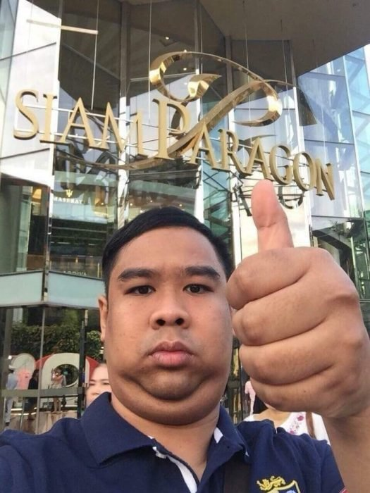 Cita chico asiático