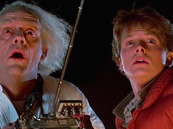 Doc y Marty