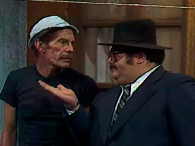 Don Ramón y Señor Barriga