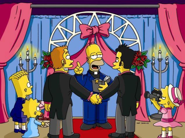 homero bodas gay