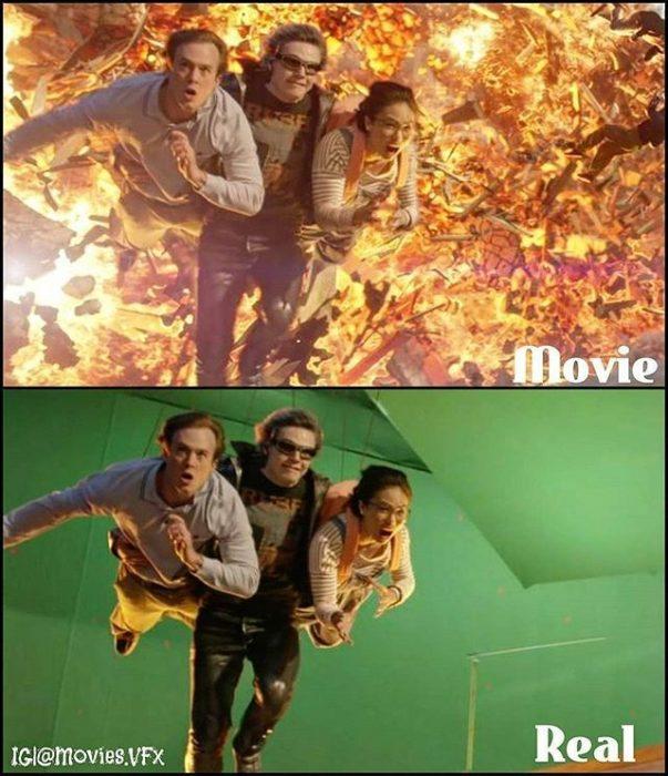 escenas películas x-men