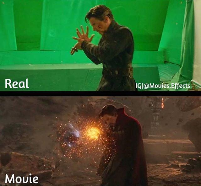 escenas películas strange