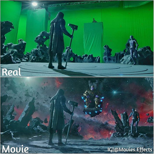 escenas películas guardianes de la galaxia