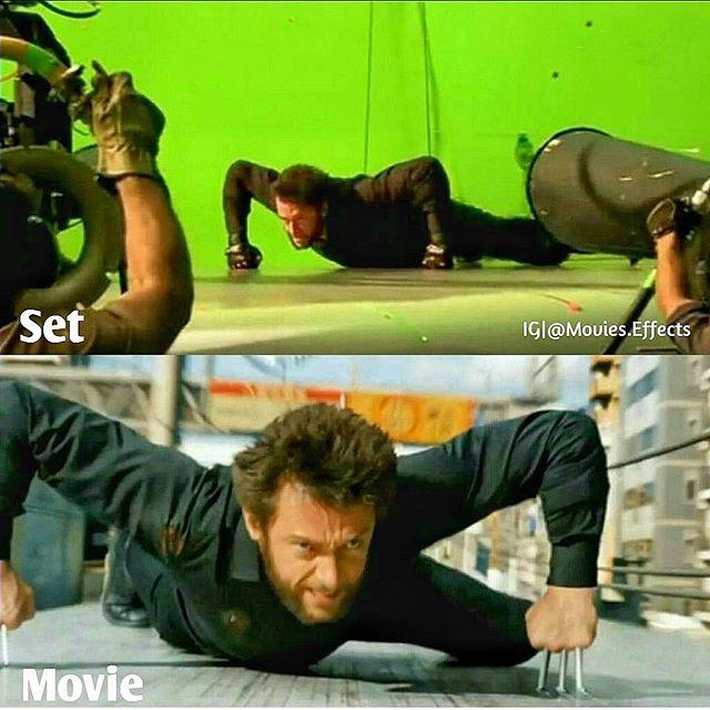 escenas películas logan