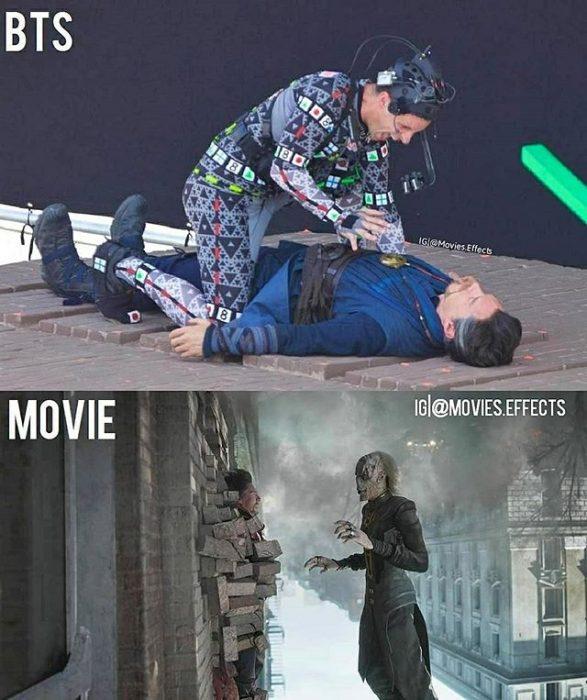 escenas películas avengers