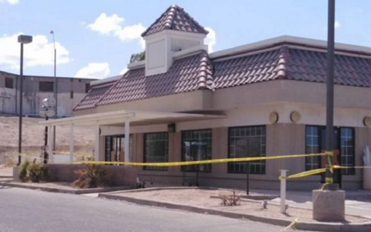 KFC abandonado