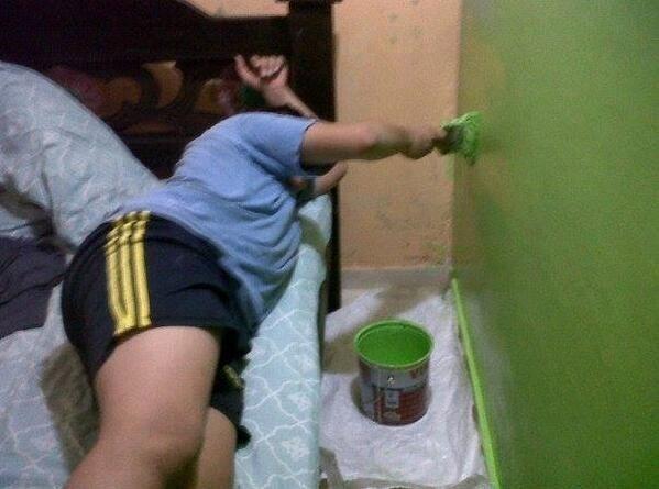 flojera pintura
