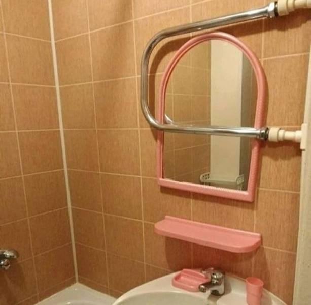 genios ingenieros baño