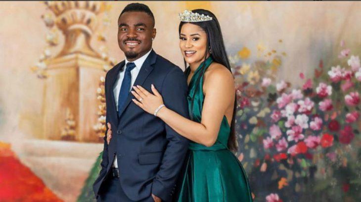 Nigerianos en su boda