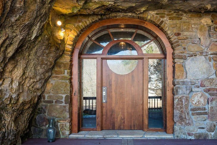 Casa en Beckham Creek Cave Lodge