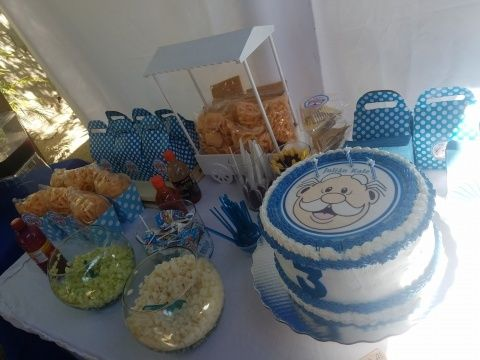Mesa de dulces Doctor Simi