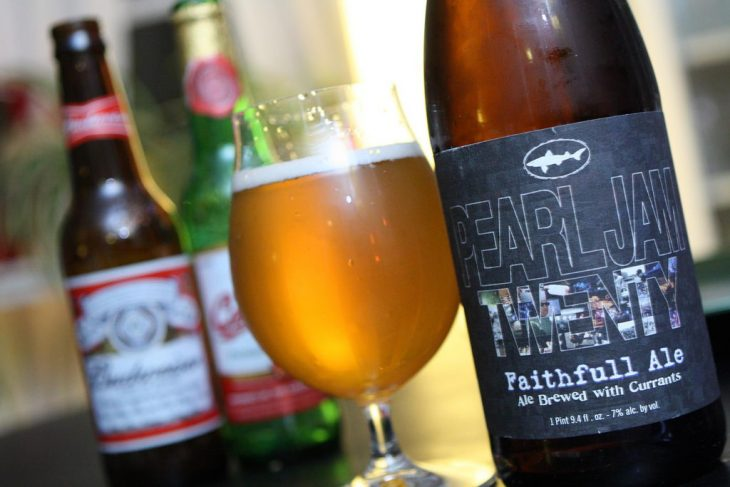 Cerveza Pearl Jam