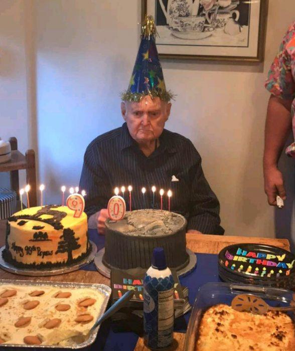 peor día cumpleaños