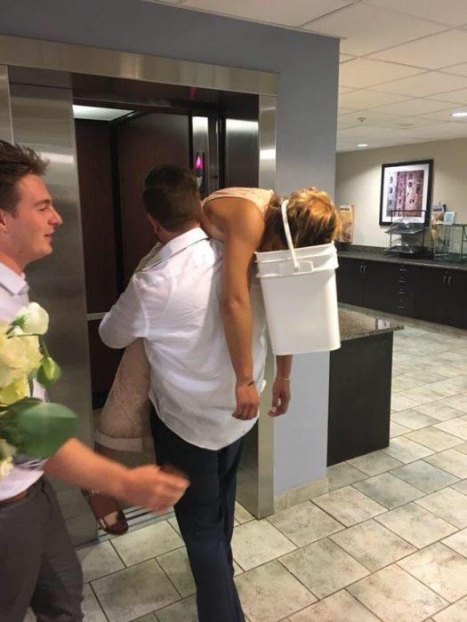 peor día boda