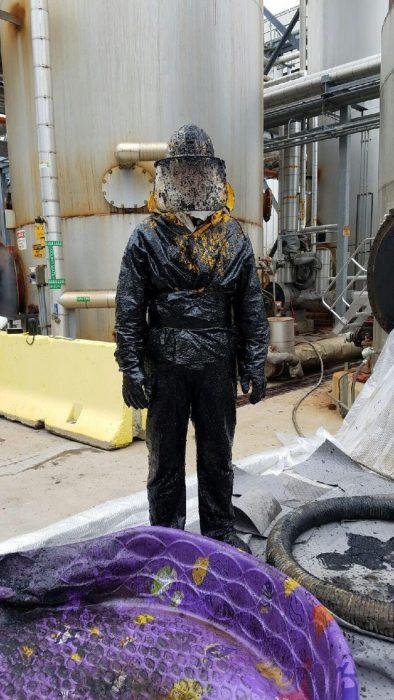 peor día petróleo