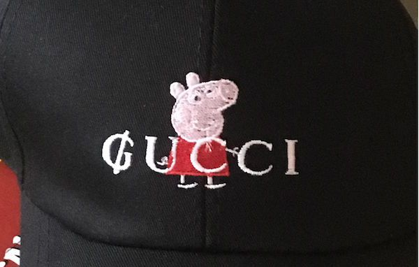 gucci pirata