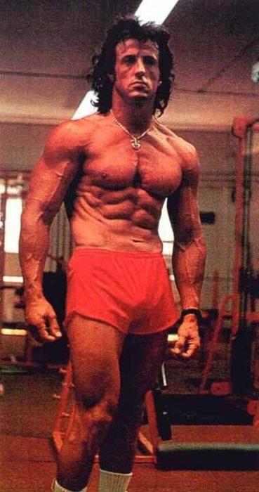 Sylvester Stallone joven