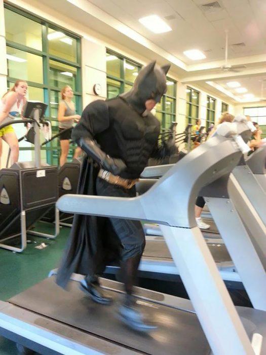 rarezas en gimnasio batman