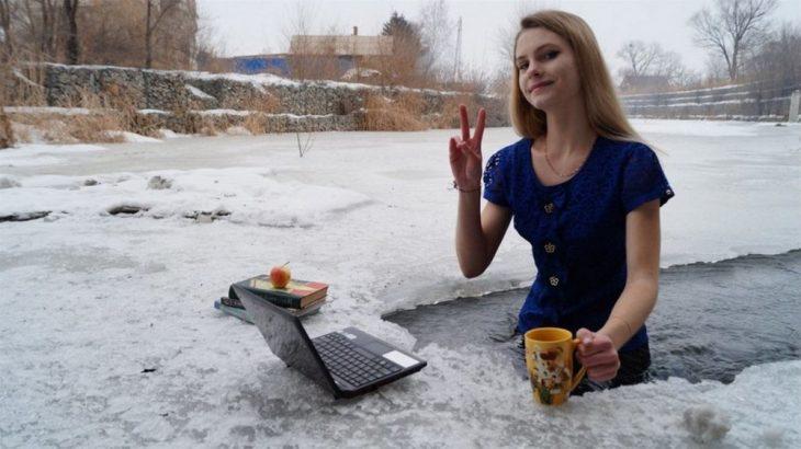 Cosas raras Rusia chica